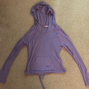 Lavender Roxy Sweater